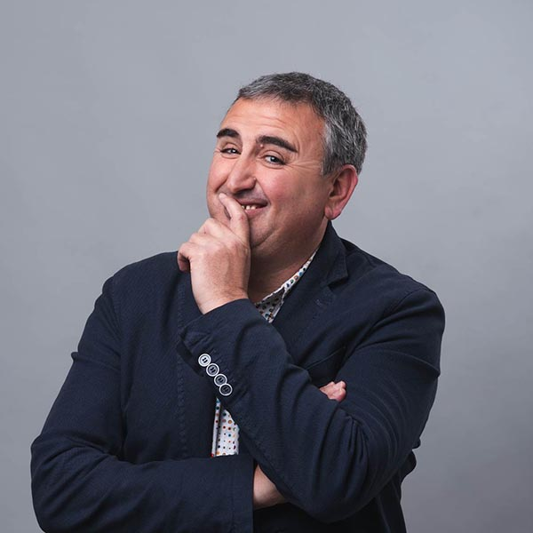 Antonio Ruano - Interviajes